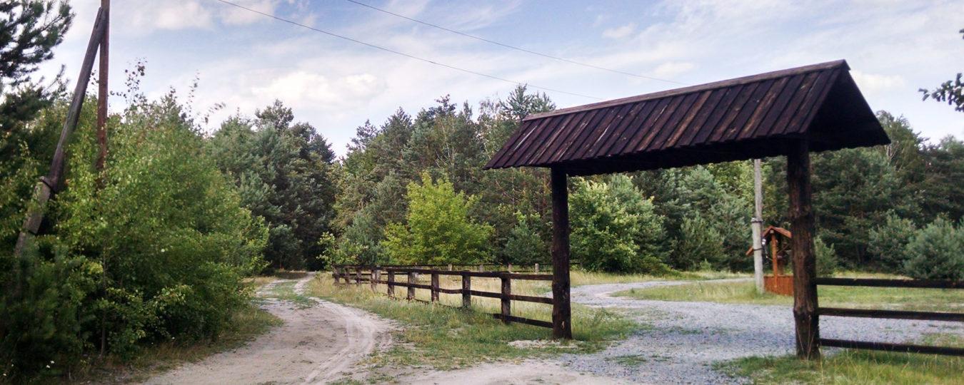 Гуляй хата територія ворота